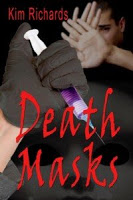 Kim Richards - Death Masks Book Tour 6/20!