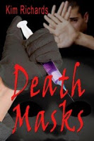 Review - Death Masks by Kim Richards