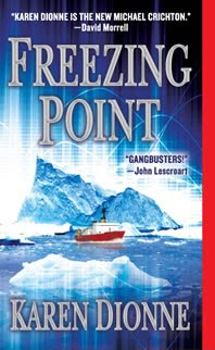 Review - Freezing Point by Karen Dionne
