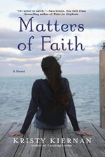 Review - Matters of Faith by Kristy Kiernan