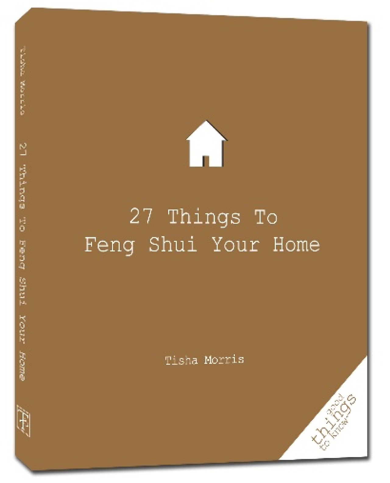 Interview with author Tisha Morris - Feng Shui Blog Tour