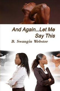 Interview with author B. Swangin Webster - BK Walker virtual book tour