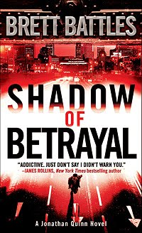 Review - Shadow of Betrayal by Brett Battles