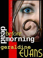 Interview and blog stop with crime author Geraldine Evans
