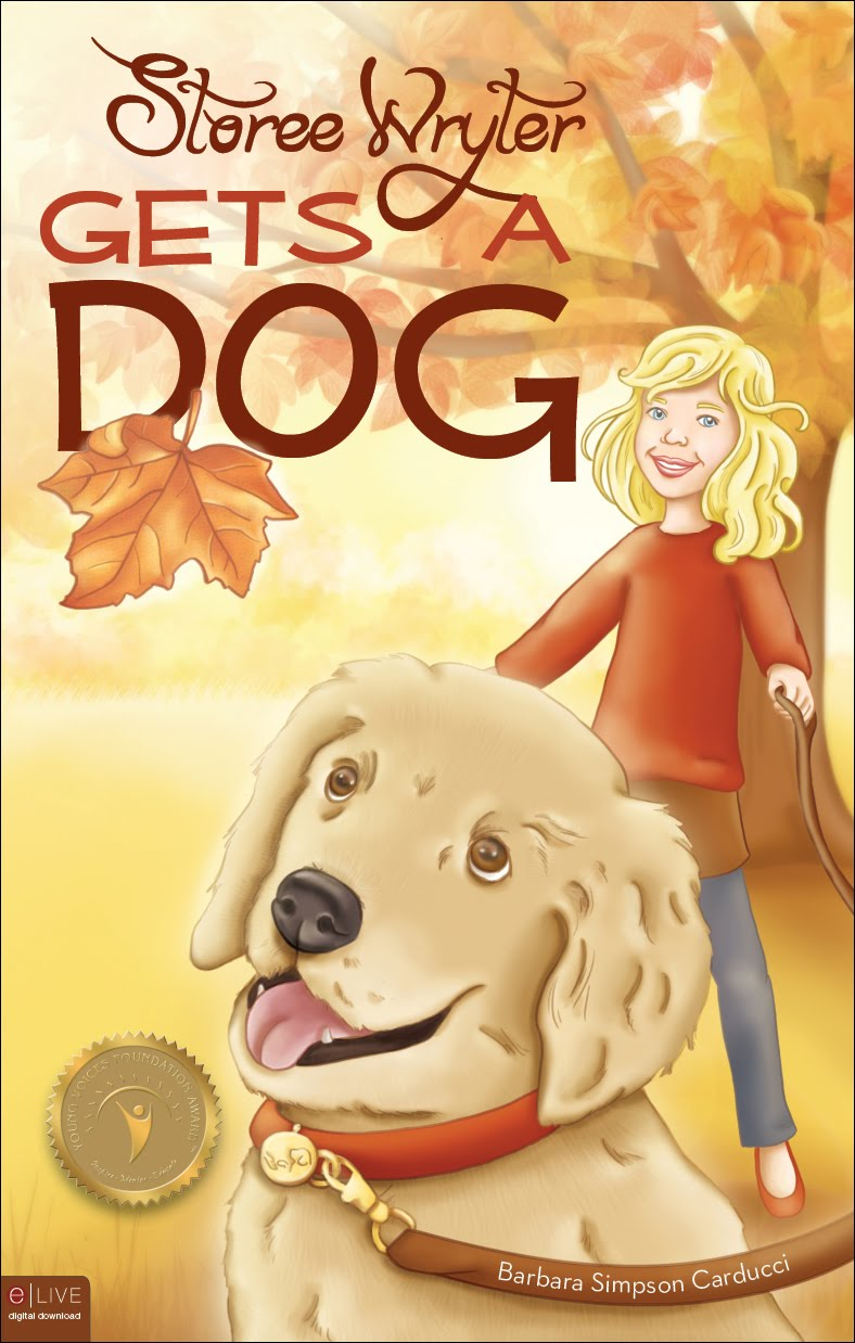 Interview with children's author Barbara Carducci