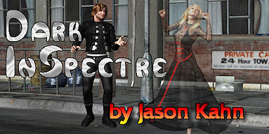 Interview with short story writer Jason Kahn