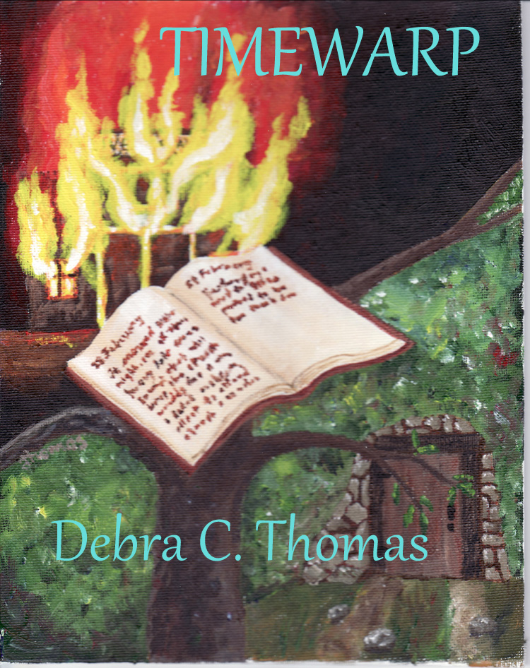 Interview with mystery author Debra C. Thomas