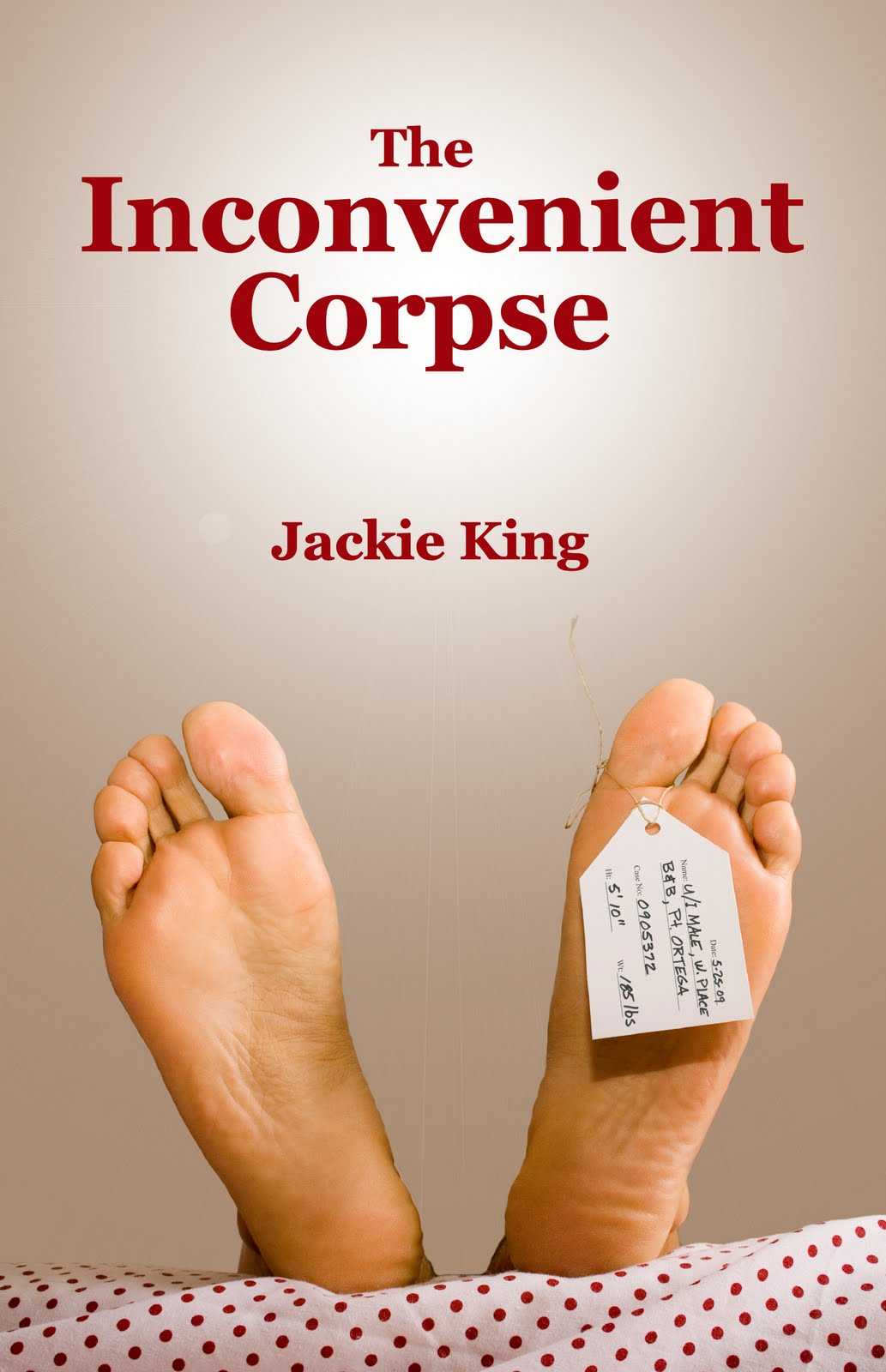 Interview with mystery author Jackie King