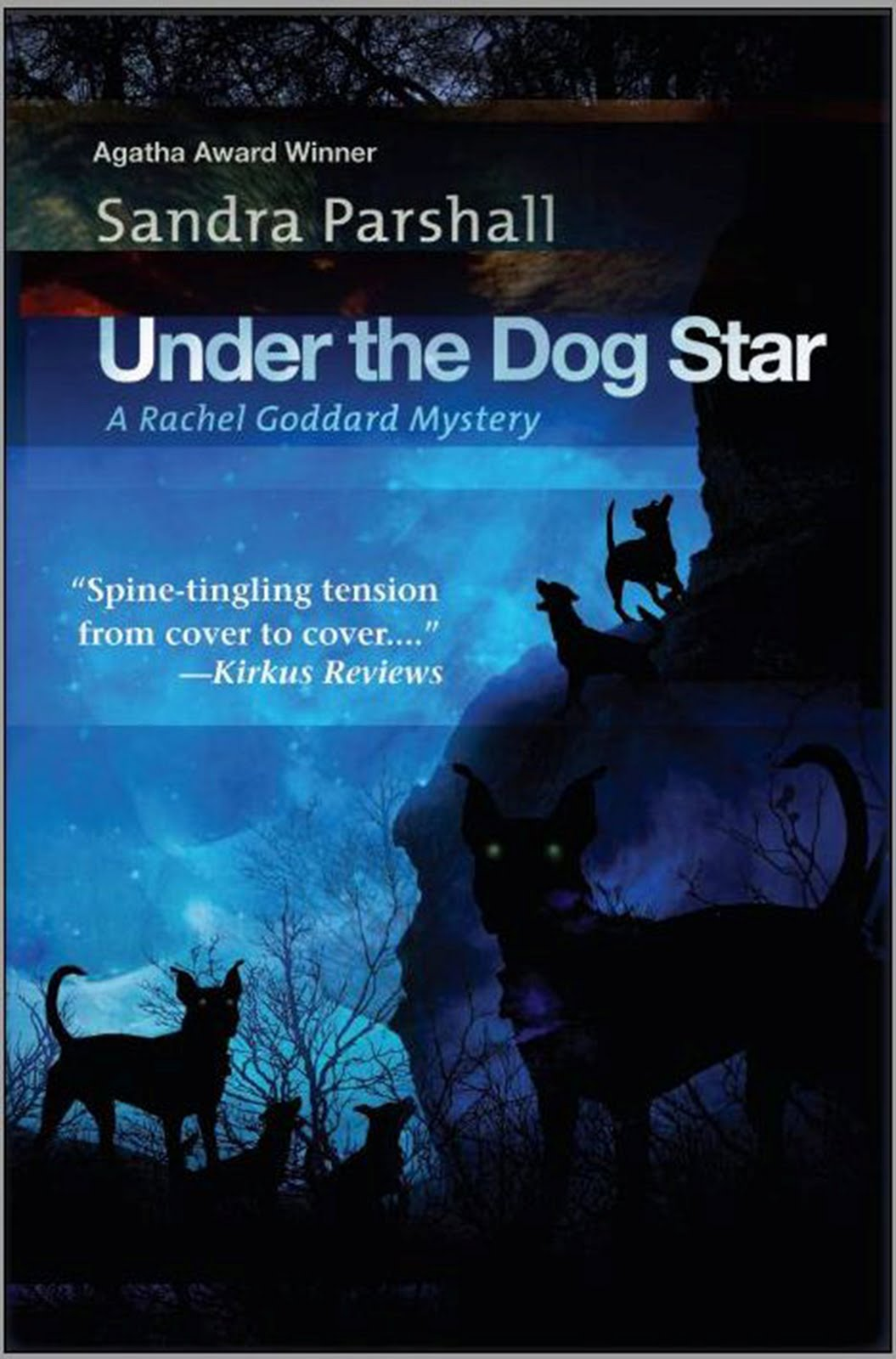 Interview with mystery author Sandra Parshall