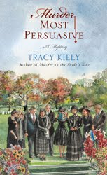 Live chat/interview with mystery author Tracy Kiely - 9/25/11