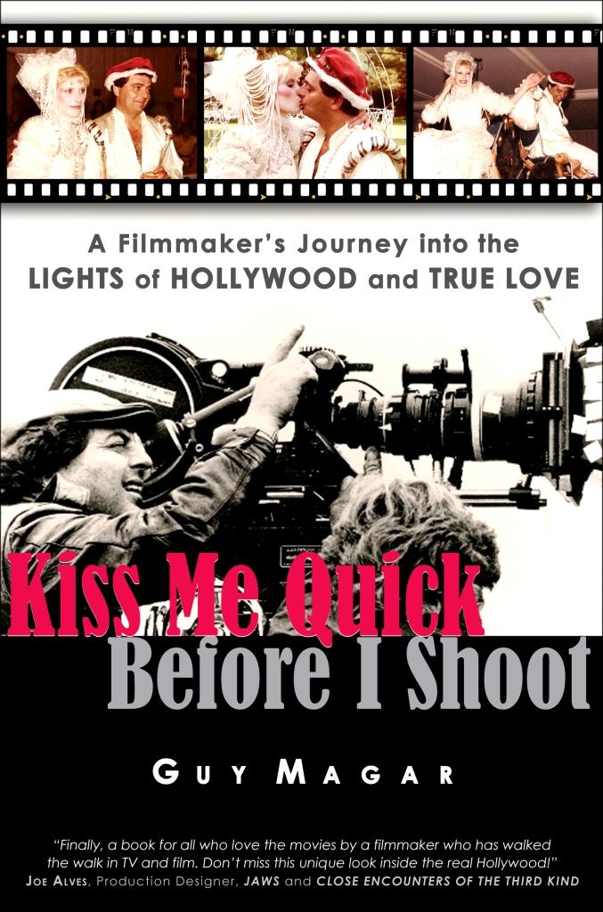 Interview with filmmaker/memoirist Guy Magar