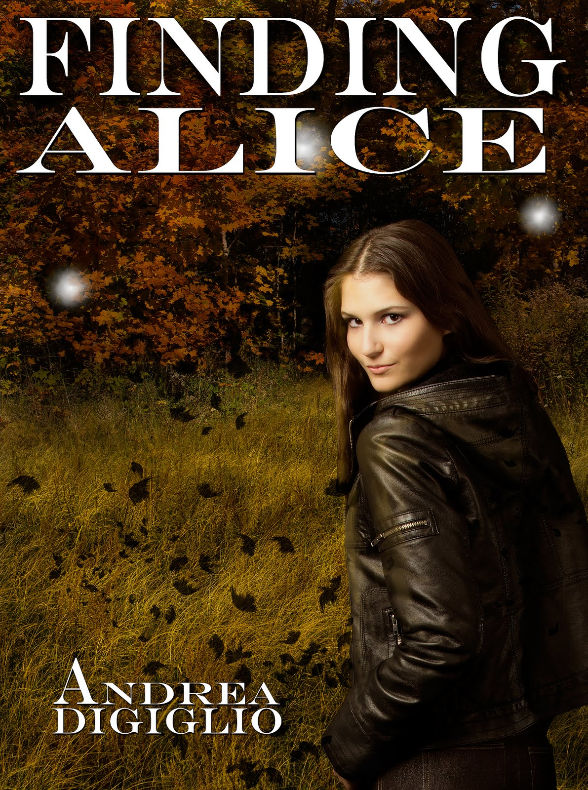 Interview with paranormal author Andrea DiGiglio