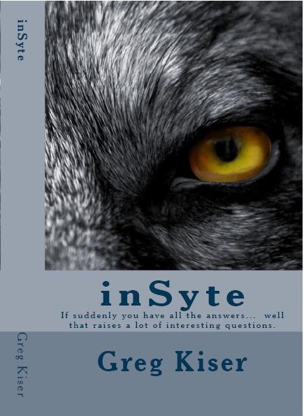 Interview with paranormal thriller novelist Greg Kiser