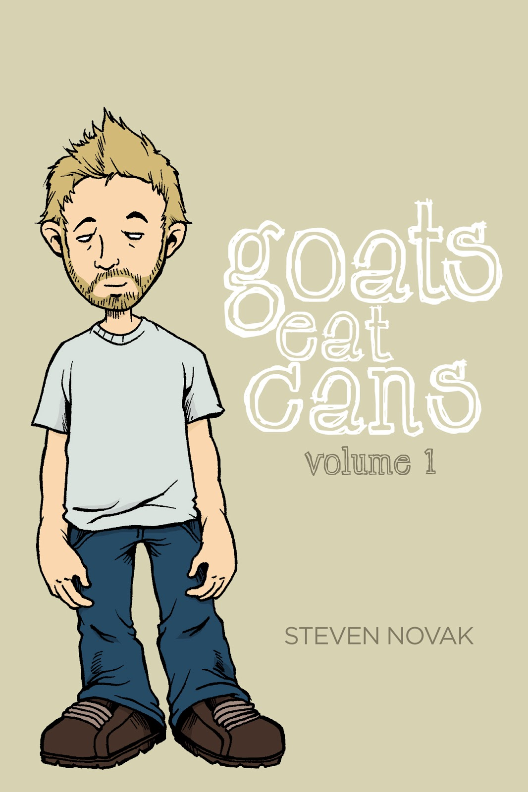 Interview with humorist author and illustrator Steven Novak