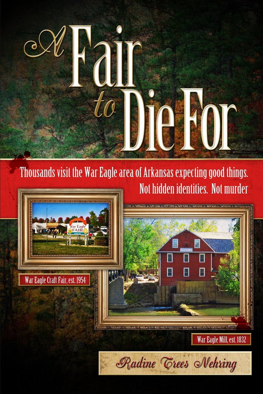 Interview with mystery novelist Radine Trees Nehring