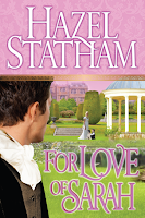 Promo stop for romance novelist Hazel Statham