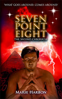 Virtual excerpt stop for Seven Point Eight by Marie Harbon