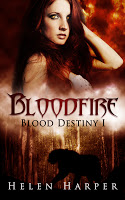 Book blast tour stop for the Blood Destiny series by Helen Harper