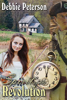 Book excerpt tour stop for Spirit of the Revolution by Debbie Peterson