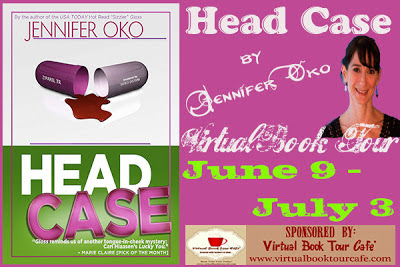 "Spotlight on Jennifer Oko's ""Head Case"""