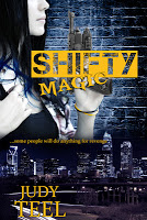 Book blast tour stop for Shifty Magic by Judy Teel