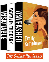 Book blast tour stop for The Sydney Rye series from author Emily Kimelman