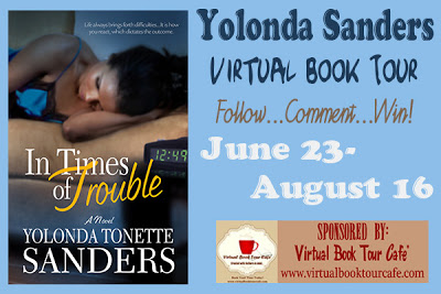 Spotlight on inspirational novel In Times of Trouble by Yolonda Tonette Sanders
