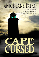 Book blurb blitz for Cape Cursed by Janice Lane Palko
