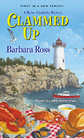 Live chat with mystery author Barbara Ross - Sep 15, 7-9PM EST
