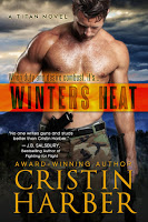 """Book blurb for """"Winter's Heat"""" by Cristin Harber"""