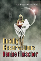 Live chat/interview with paranormal author Denise Fleischer
