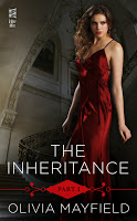Book blurb for The Inheritance by Olivia Mayfield