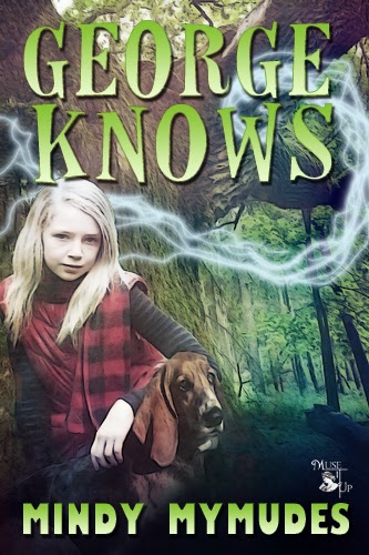 Interview with MG urban fantasy author Mindy Mymudes