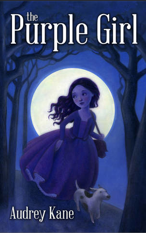 "Book excerpt for MG novel ""The Purple Girl"" by Audrey Kane"