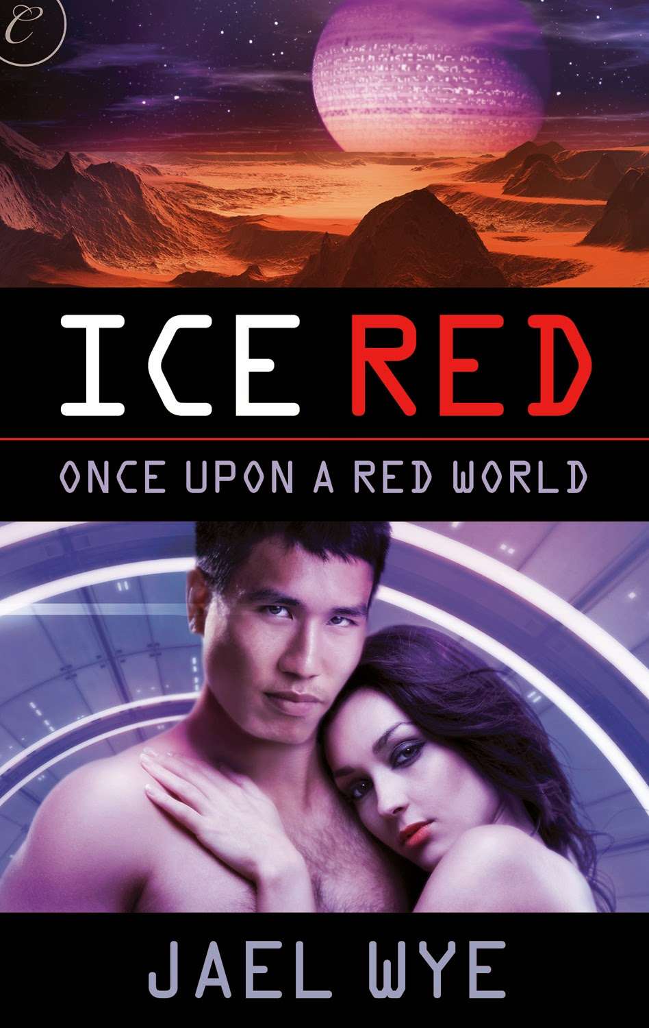 Interview with sci-fi romance author Jael Wye