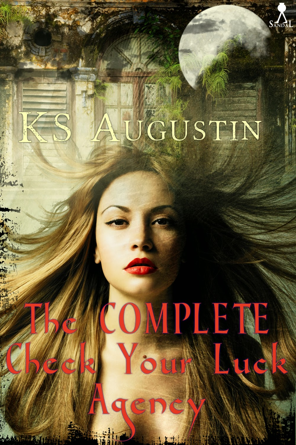 Interview with urban fantasy author K.S. Augustin