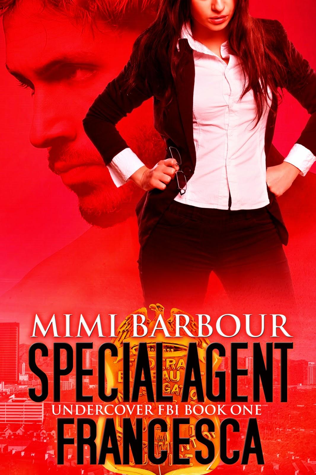 Interview with romantic suspense author Mimi Barbour