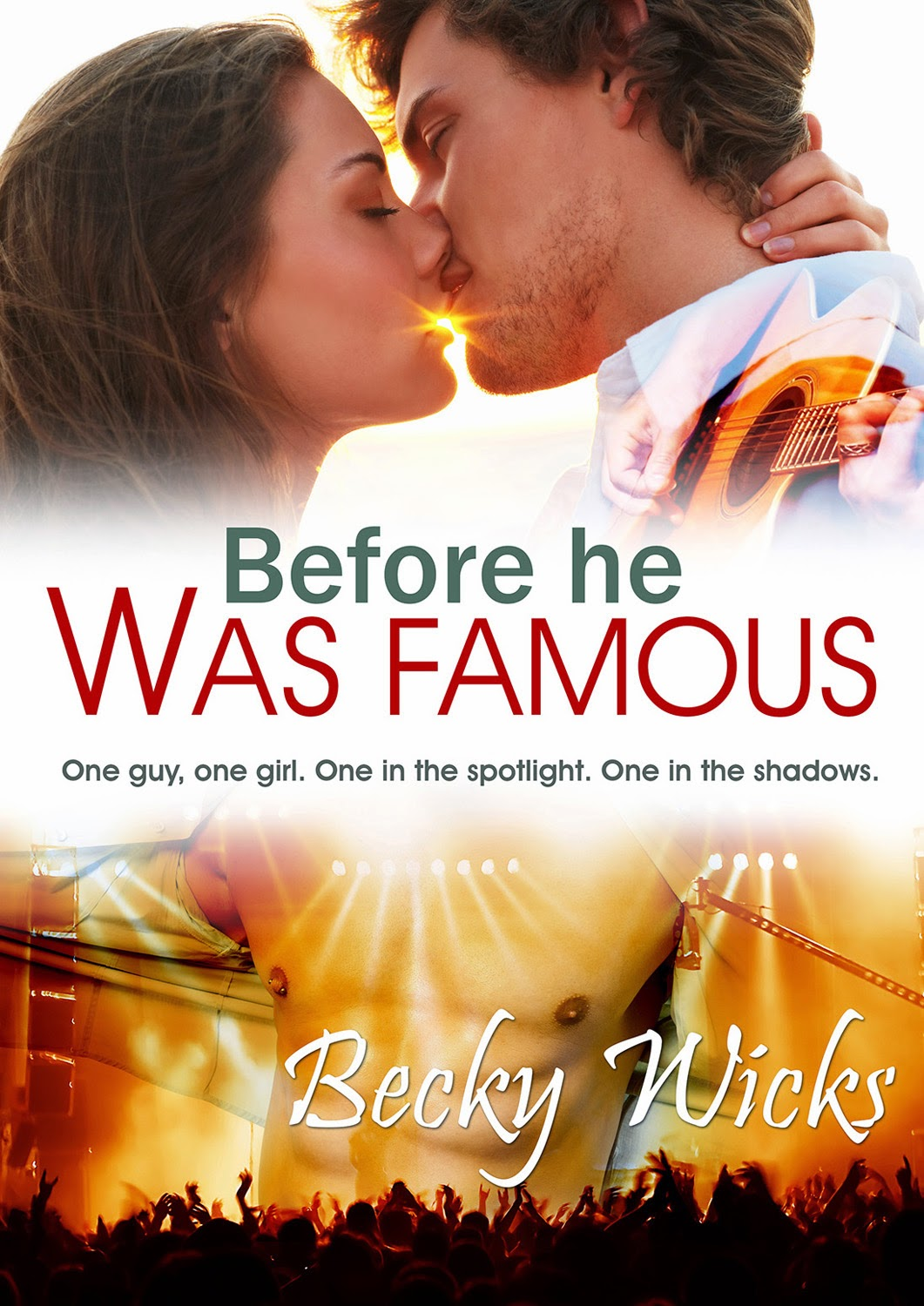 Interview with new adult romance author Becky Wicks