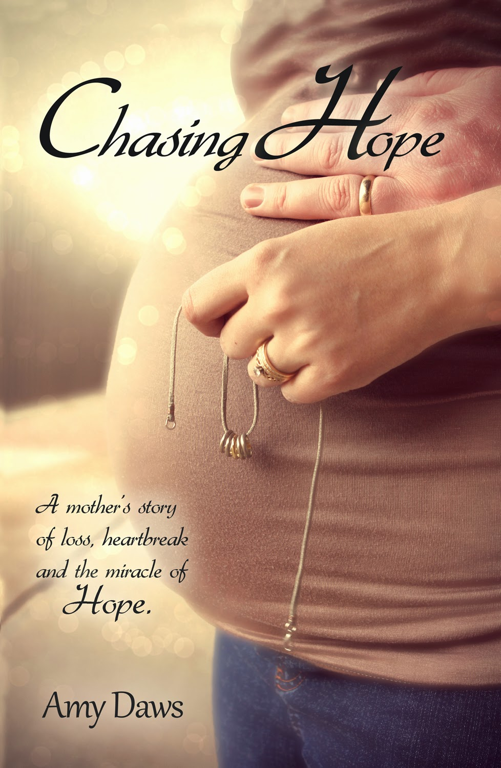 "Book excerpt for the memoir ""Chasing Hope"" by Amy Daws"