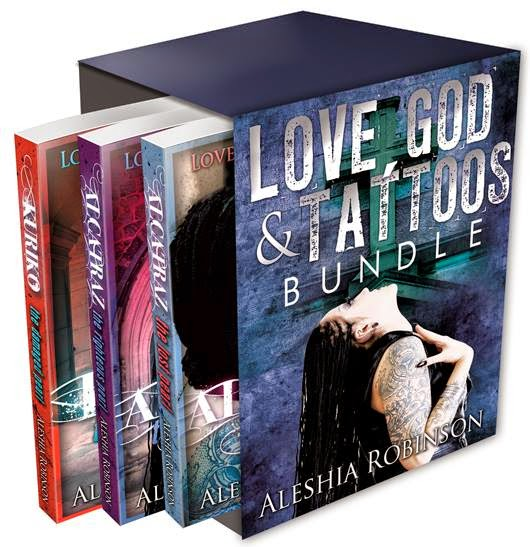 Book excerpt for YA inspirational series Love, God & Tattoos by Aleshia Robinson