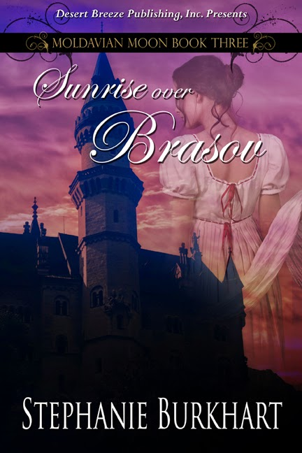 Interview with paranormal romance author Stephanie Burkhart