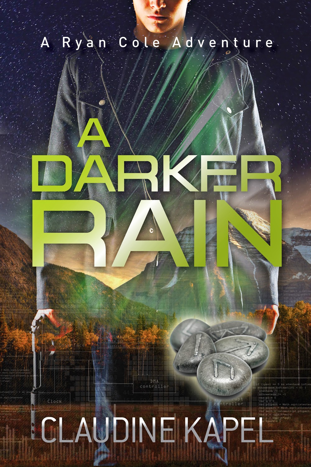 Interview with debut sci-fi novelist Claudine Kapel