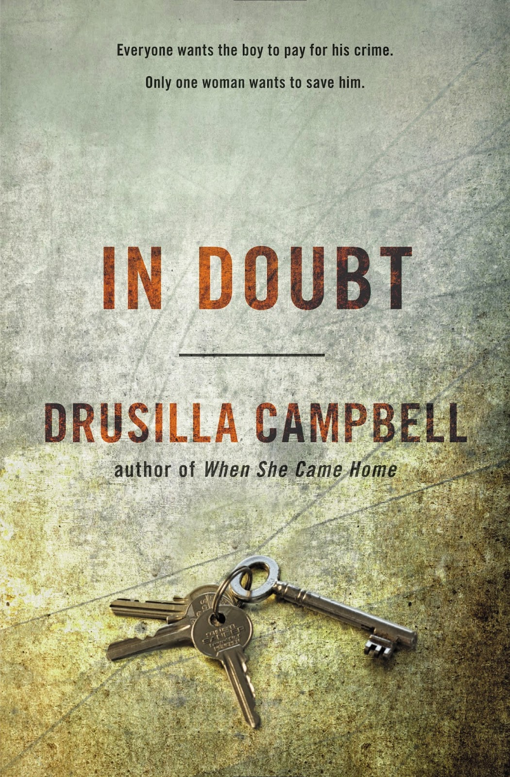 Interview with legal thriller author Drusilla Campbell