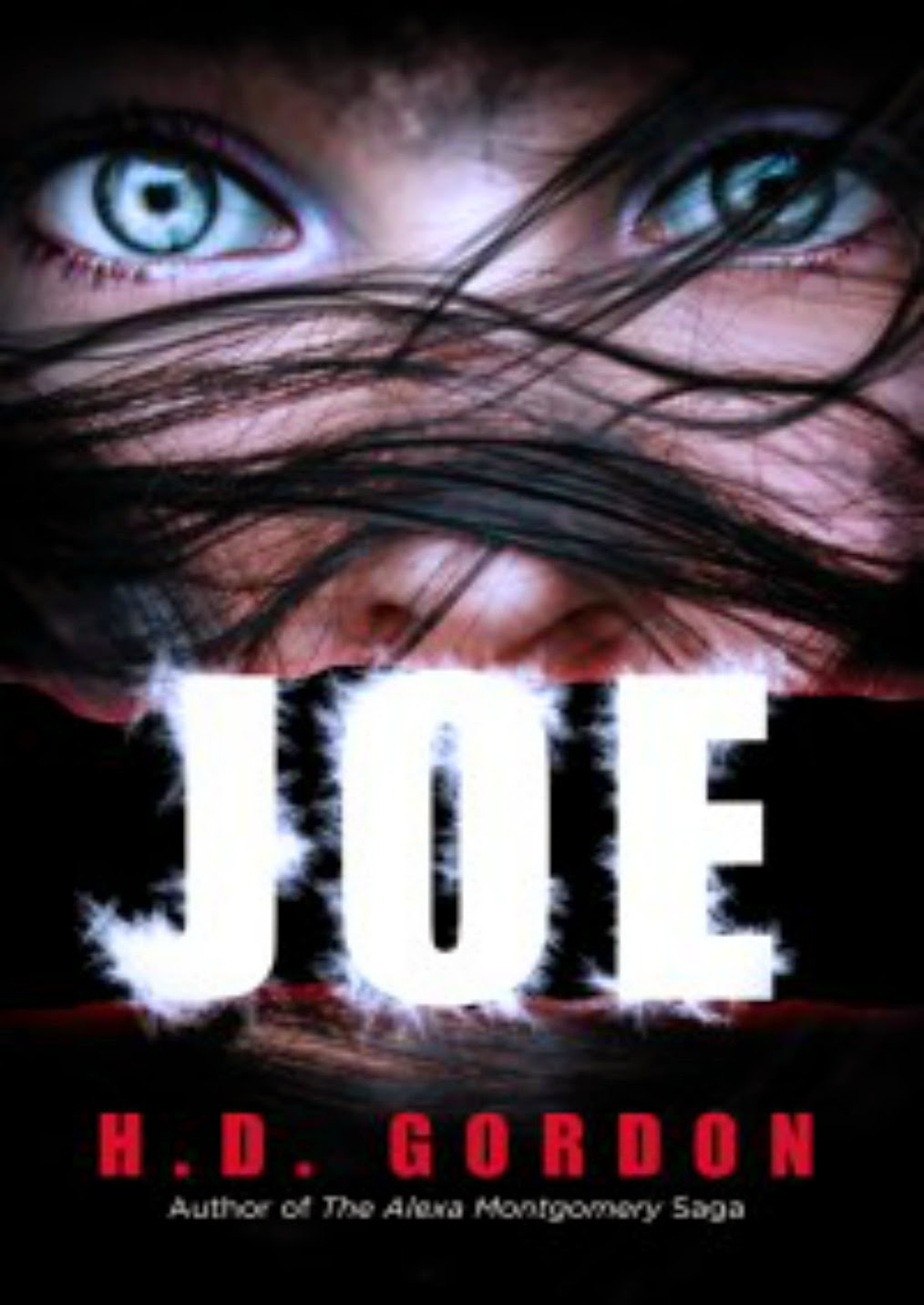 Book excerpt for paranormal thriller novel Joe by H.D. Gordon