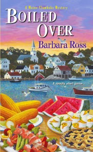 Review of Boiled Over by Barbara Ross