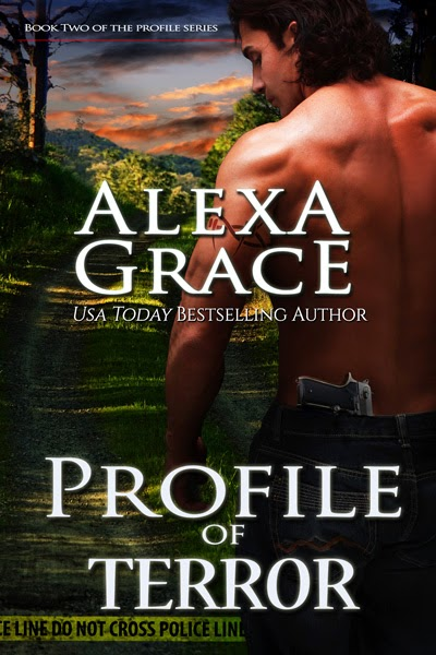 Book excerpt for Profile of Terror by Alexa Grace