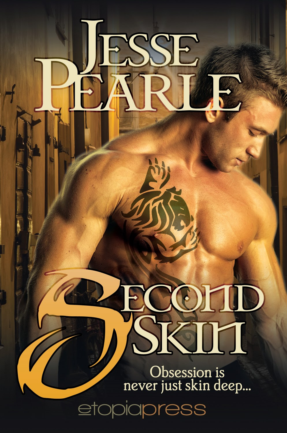 Interview with romantic suspense author Jesse Pearle