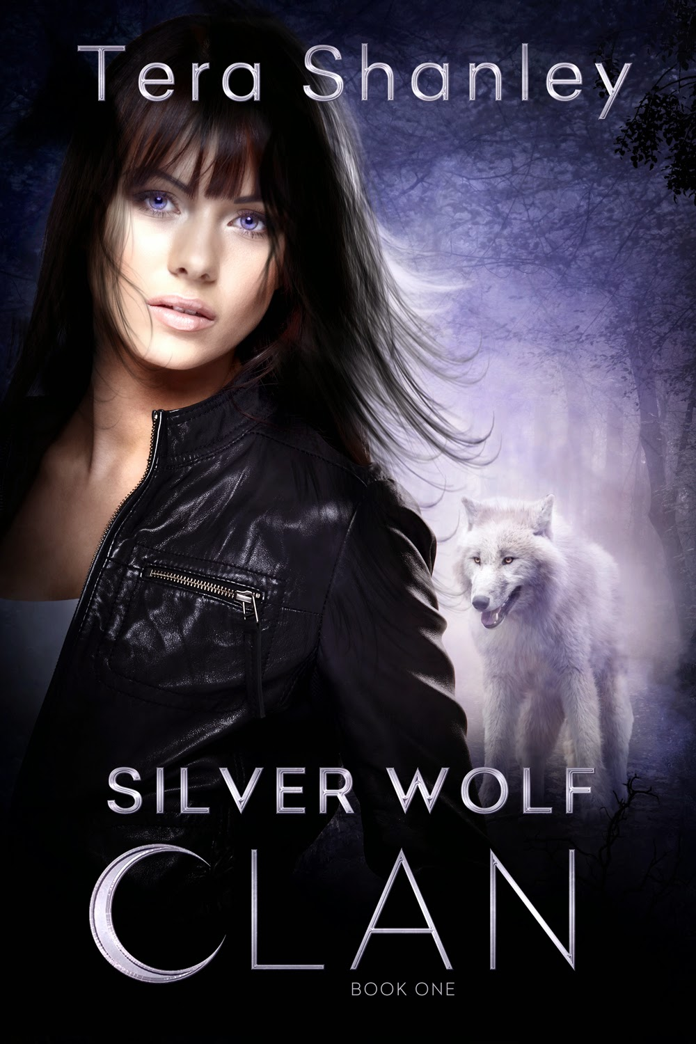 Book excerpt for paranormal romance Silver Wolf Clan by Tera Shanley
