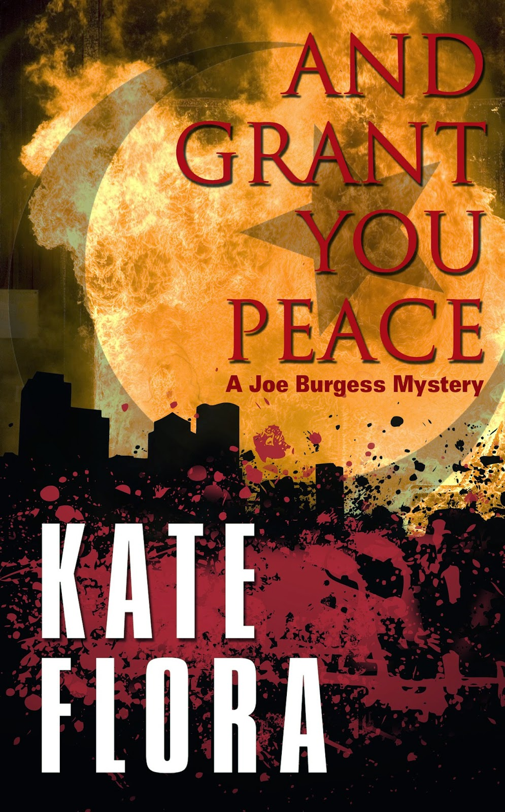 Review of And Grant You Peace by Kate Flora