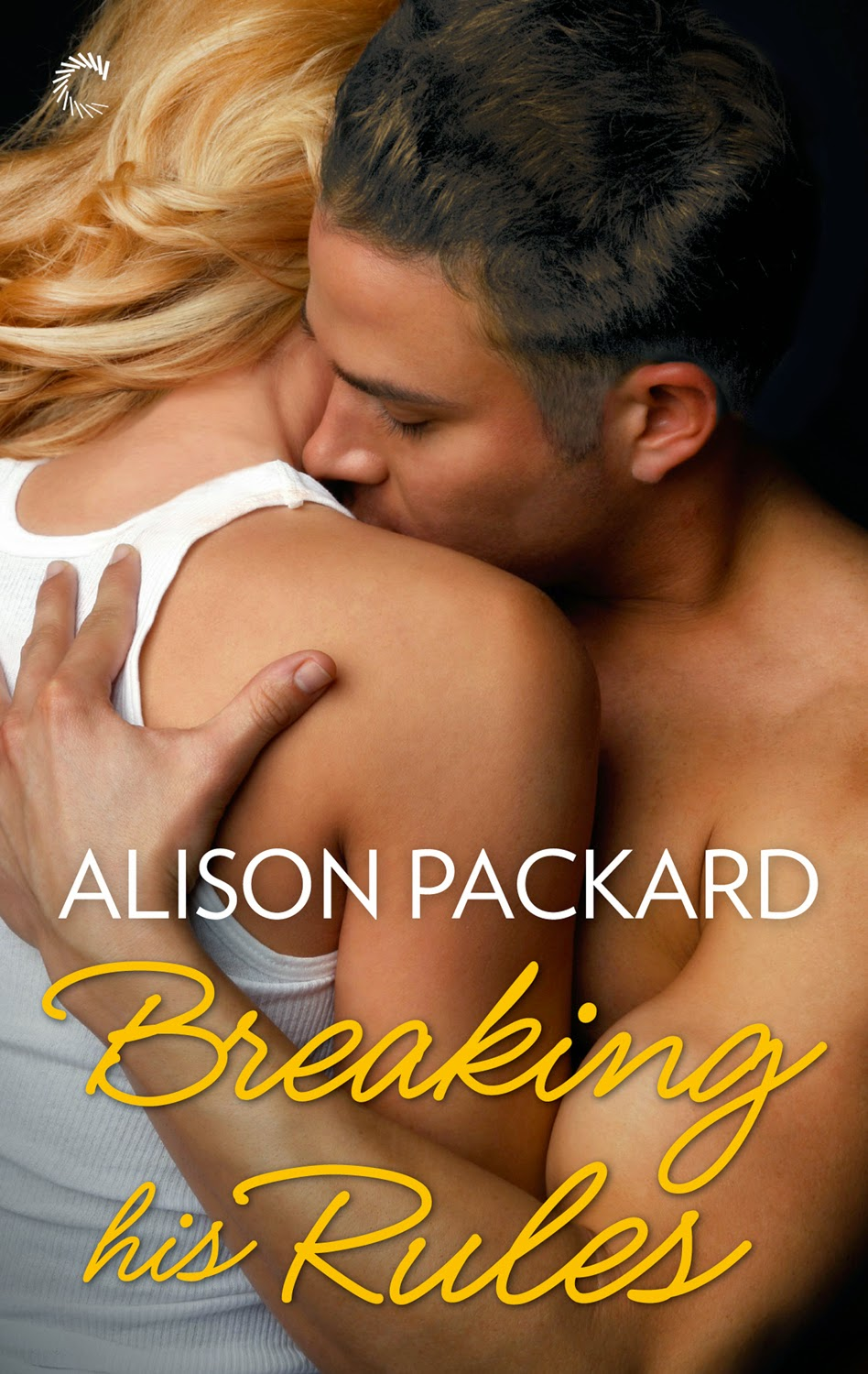 Book excerpt from contemporary romance novel Breaking His Rules by Alison Packard